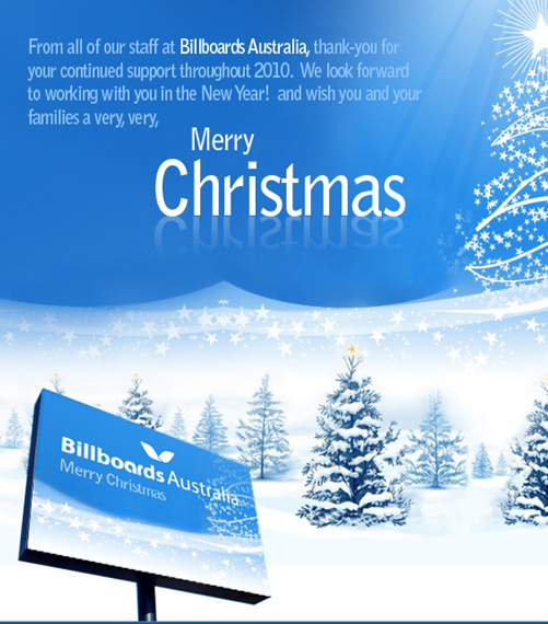 billboard christmas